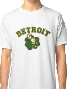 Detroit Irish Classic T-Shirt