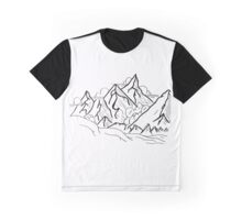 more mountains Graphic T-Shirt