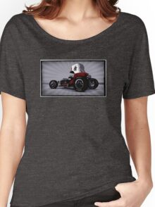 Hot Rod Red Baron Tee Women's Relaxed Fit T-Shirt