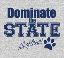 Dominate the State T-Shirt