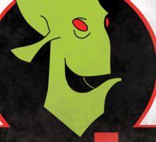 Rupture farms logo Sticker