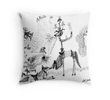 Wendoodle 5 Throw Pillow
