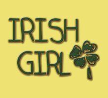 Irish Girl Kids Clothes