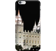 By the Light of the Moon 20x30 iPhone Case/Skin