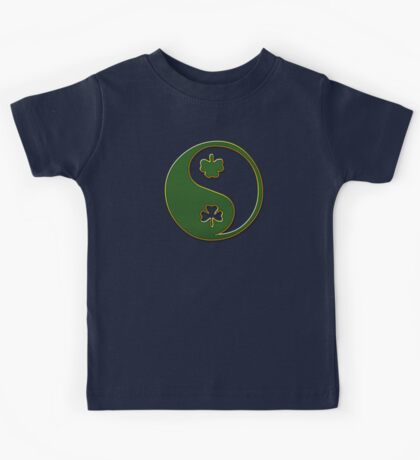 Irish Luck Kids Tee