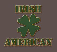 Irish American Baby Tee