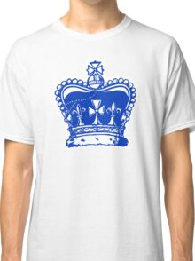 Crown Jewels White Outline Classic T-Shirt