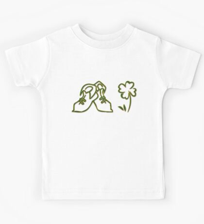 Irish Dancer Kids Tee