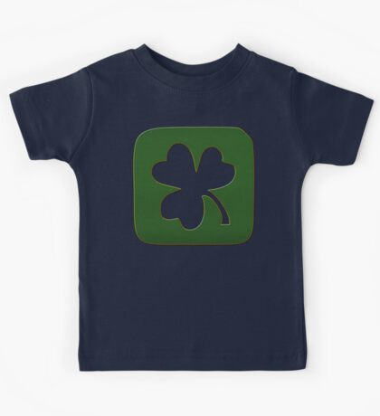 Irish Shamrock Kids Tee