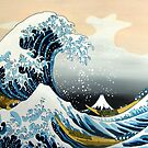the great wave by dave reynolds