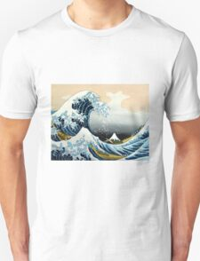 the great wave T-Shirt