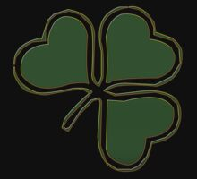 Irish Shamrock Kids Clothes