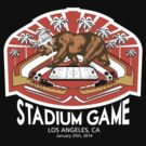 OC Outdoor Game T-Shirt (White Text) by theroyalhalf