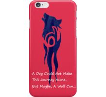A Wolf Can - Balto iPhone Case/Skin