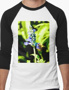 Bee's Knees Men's Baseball ¾ T-Shirt