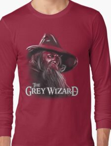 The Grey Wizard Long Sleeve T-Shirt