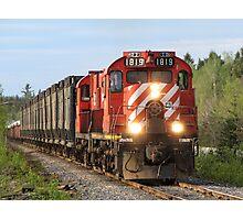 Ore Train Photographic Print