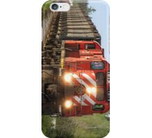 Ore Train iPhone Case/Skin