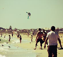 Edithvale Beach - Melbourne by Elizarose