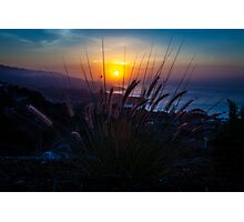 : The First Sunrise of 2014 : Photographic Print