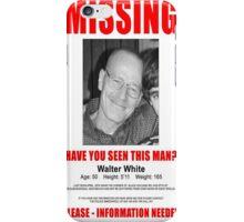 FIND WALTER iPhone Case/Skin