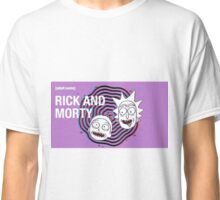Rick and morty (waiting season 3) #2  Classic T-Shirt