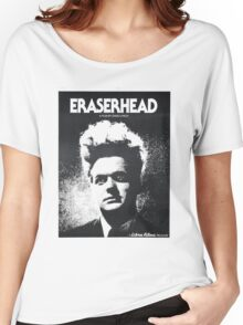 Eraserhead Poster Shirt Women's Relaxed Fit T-Shirt