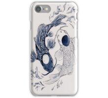 Ying Yang Koi Fish iPhone Case/Skin