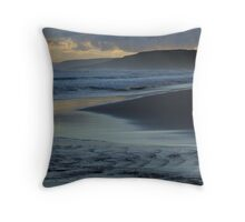 Meeting of the Waters. Throw Pillow