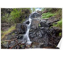 Highfields Falls. SE Queensland Australia Poster