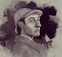 Sherlock Data by Mattie Watkins