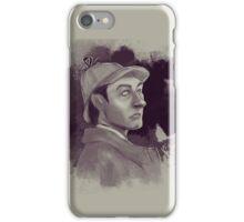 Sherlock Data iPhone Case/Skin