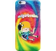 Algebraic iPhone Case/Skin