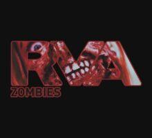 RVA Zombies logo by Elizadearg