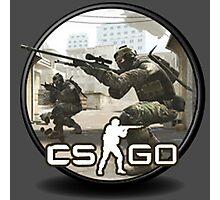 CS:GO Counter Terrorist Photographic Print