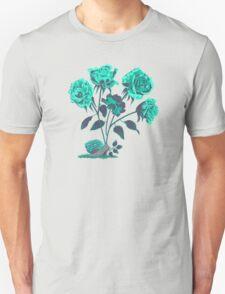 Snails N' Roses Unisex T-Shirt