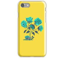 Snails N' Roses iPhone Case/Skin