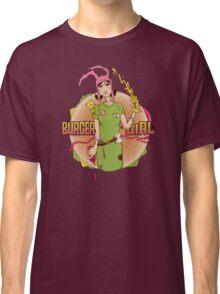 Burger Girl Classic T-Shirt