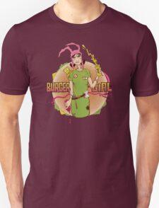 Burger Girl Unisex T-Shirt