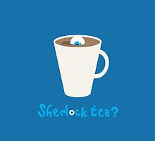 Sherlock tea? by Mark Walker