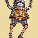 Capt'n Cheese 2 by Tom Godfrey