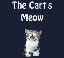 The Cart's Meow One Piece - Short Sleeve