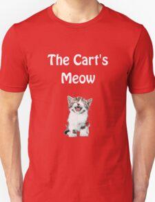 The Cart's Meow Unisex T-Shirt