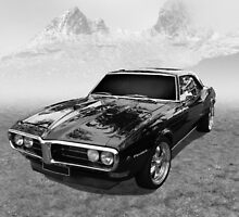 Pontiac Firebird by Keith Hawley