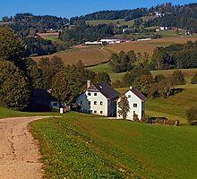 Beautiful traditional farmland scenery | landscape photography by Patrick Jobst