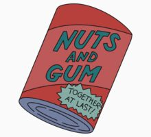 Nuts and Gum by omiliano