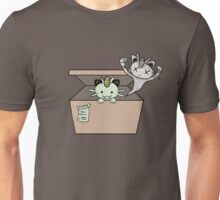SCHRÖDINGER'S CAT IS...MEOWTH Unisex T-Shirt