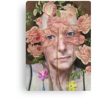 Colours of Rose Canvas Print