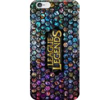 League of Legends iPhone Case/Skin