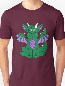 Cute Chibi Green Dragon T-Shirt